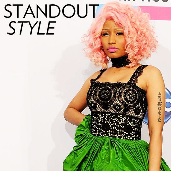 Happy Birthday, Nicki Minaj! See All of the Crazy, Colorful Outfits