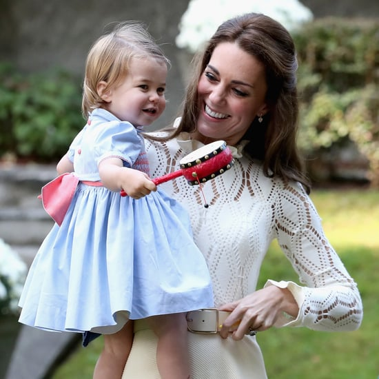 Prince George et Princesse Charlotte au Canada 2016