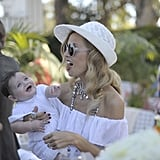 Skyler Berman and Rachel Zoe