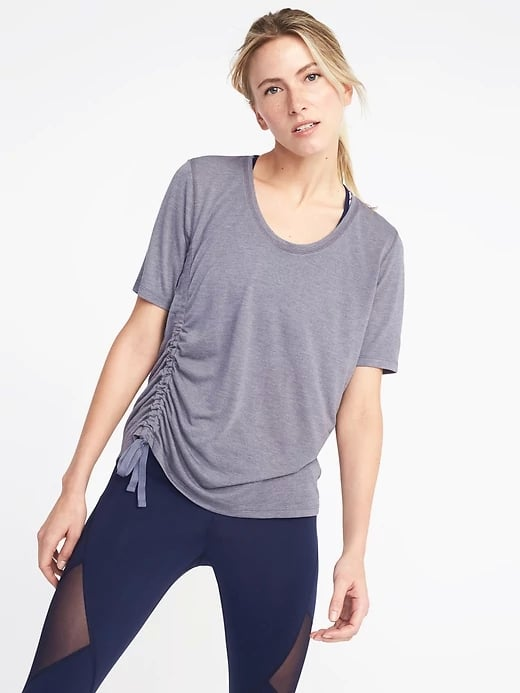 Old Navy Relaxed Side-Tie Top for Women  0e5d90a8d