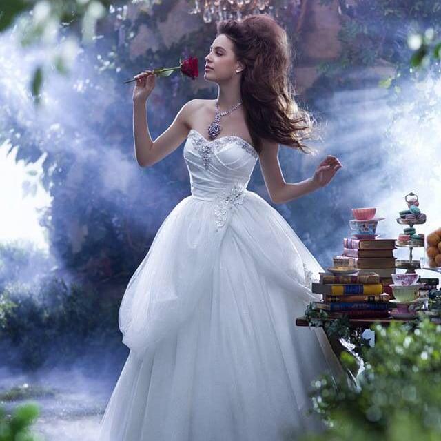 Disney Princess Wedding Ideas | POPSUGAR Australia Love & Sex
