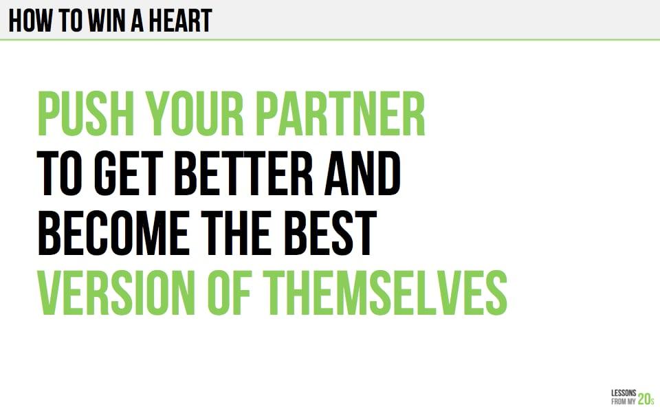 The Secret to Better Relationships