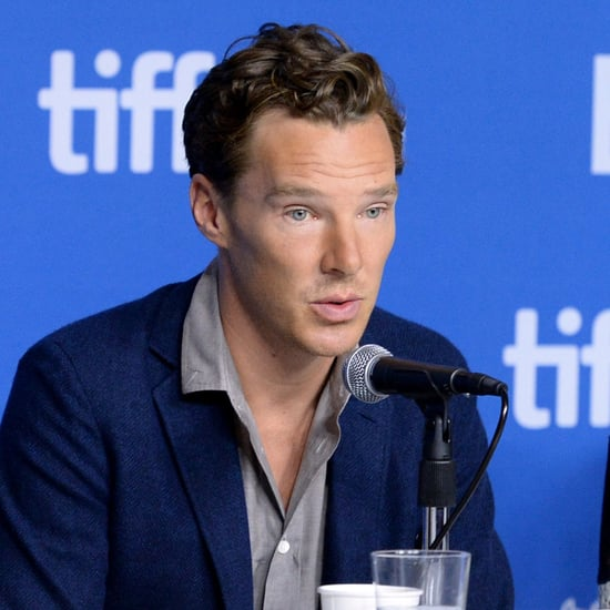 Benedict Cumberbatch Q&A at TIFF 2014 | Video