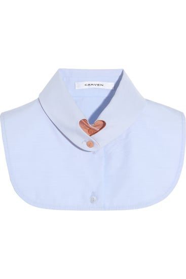 Want It! One Carven Collar, Hold the Shirt