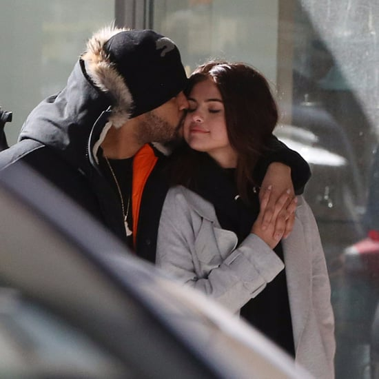 Selena Gomez and The Weeknd Shopping in Toronto March 2017