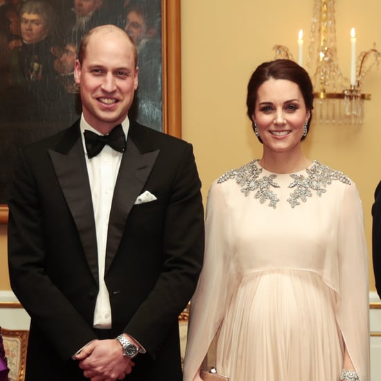 Duke and Duchess of Cambridge Sweden and Norway Tour Photos