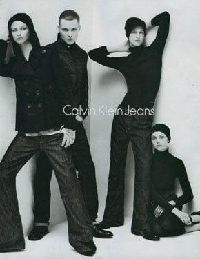 Fab Ad: Calvin Klein Jeans Fall 2008