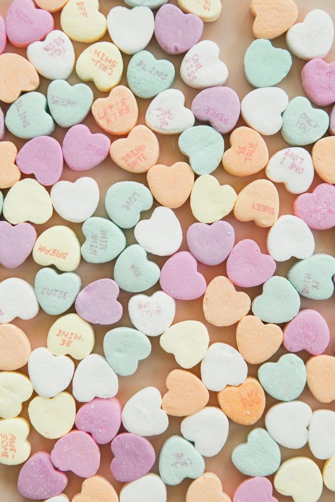 Heart Candy iPhone Wallpaper