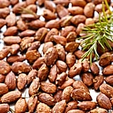 Make-Ahead Appetizer: Rosemary and Smoked Salt Roasted Almonds