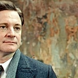 Colin Firth as King George VI