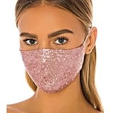 Katie May Disco Ball Face Mask