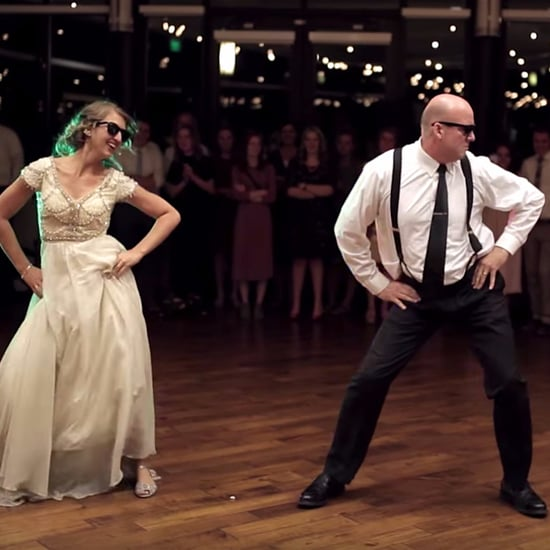 Father-Daughter Choreographed Wedding Dance