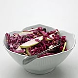 Cabbage, Cranberry, and Apple Slaw
