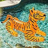 Glitter Tiger Pool Float