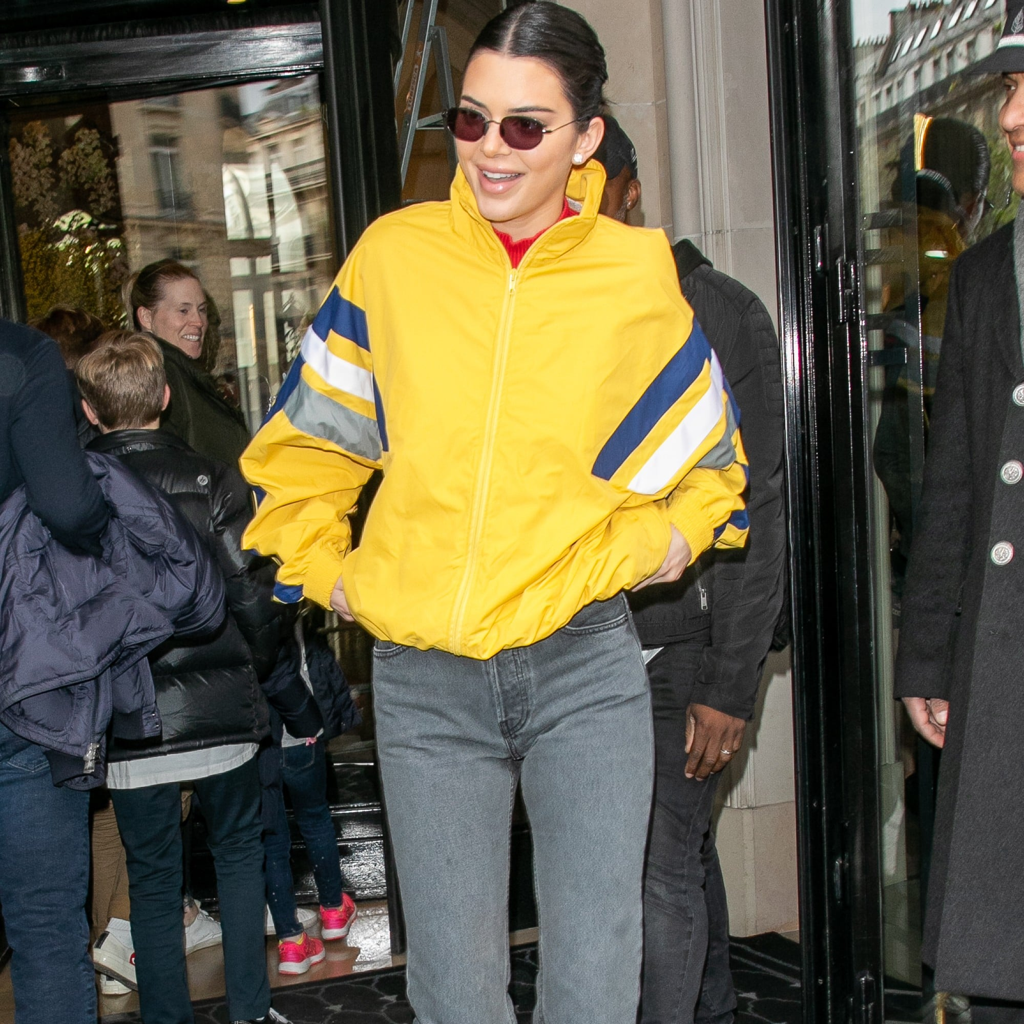 Adidas Sst Matte Zip Up Tricot Track Jacket  