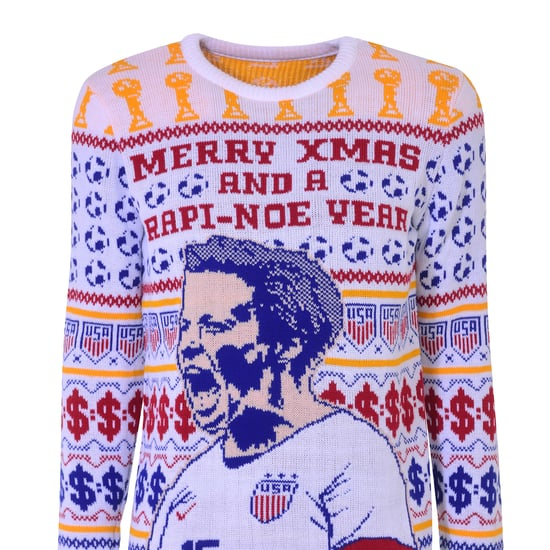Megan Rapinoe Ugly Christmas Sweater