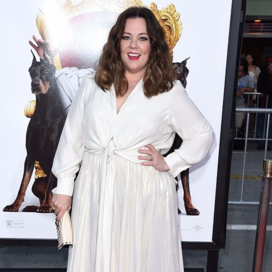 Melissa McCarthy's White Outfit From The Boss Movie Premiere