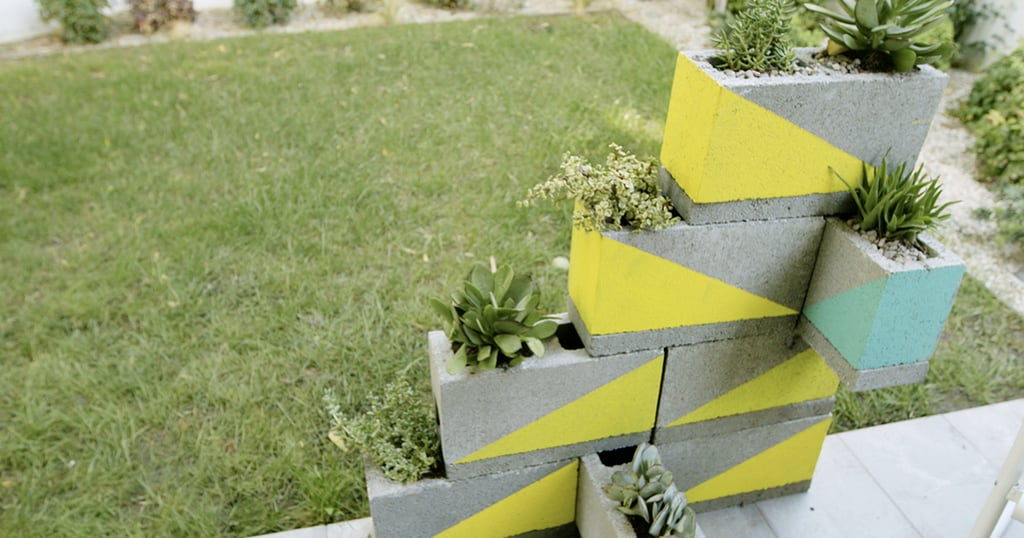Give Your Outdoor Space an '80s Vibe With This Fun and Easy Project