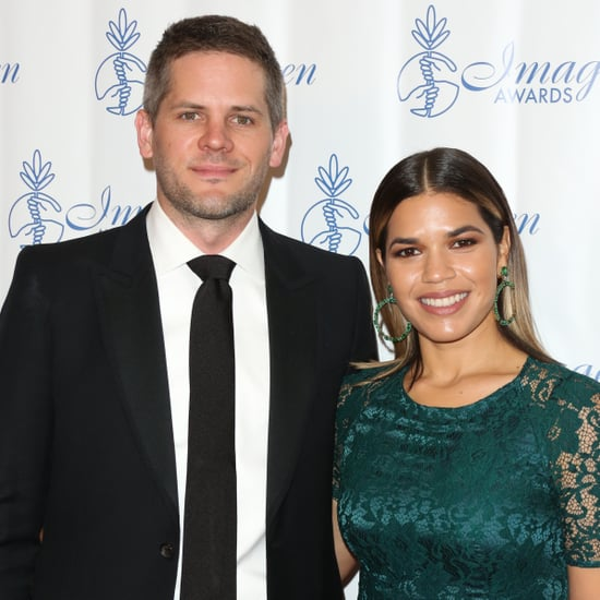America Ferrera Gives Birth to First Child