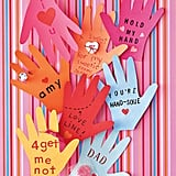 Valentine's Handprint Craft
