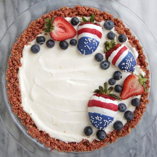 No-Bake Cheesecake   Food Video
