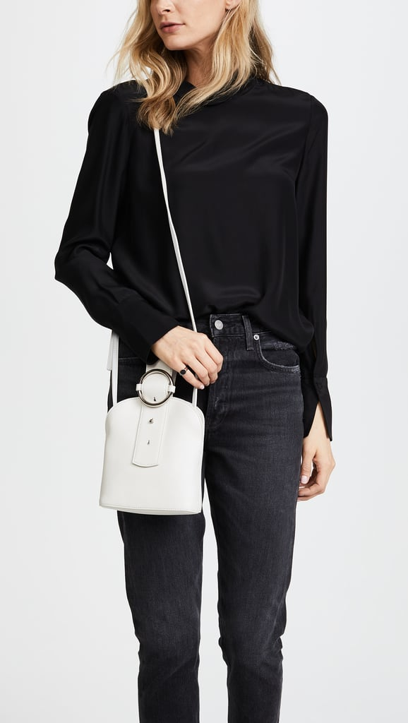 When I Want to Wear My White Parisa Wang Bag . . .
