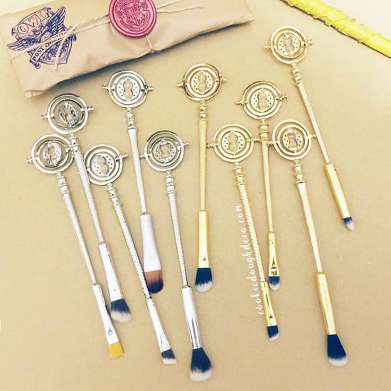 Harry Potter Time-Turner Makeup Brushes