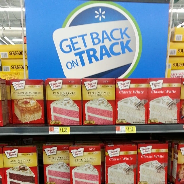 Finally, Cake Mixes That Help You Get Back on Track!