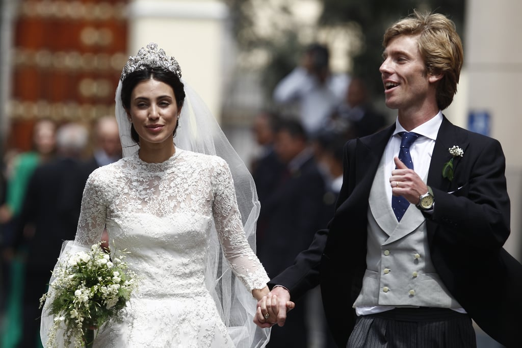 Prince Christian of Hanover and Alessandra Wedding Pictures