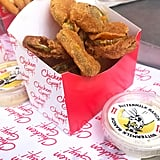 The Chicken Guy! Fried Pickles