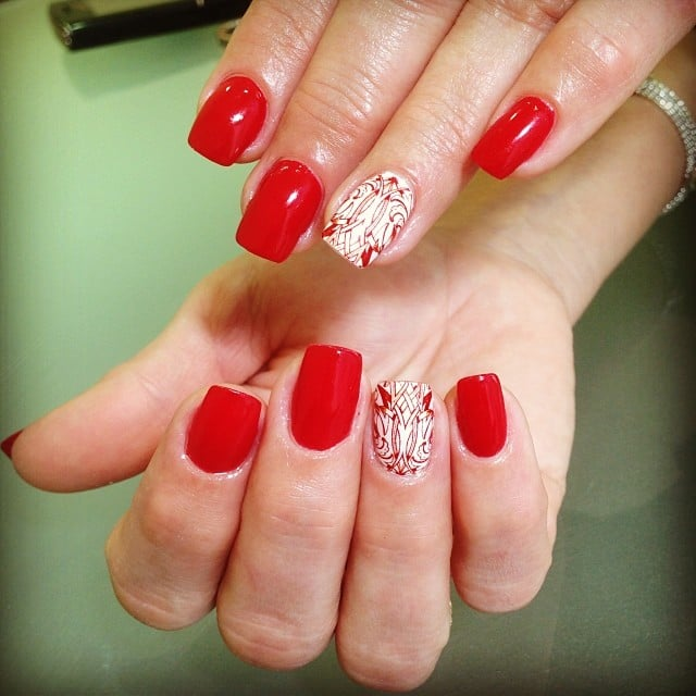 39 crush worthy valentines day nail art ideas popsugar beauty uk prinsesfo Gallery