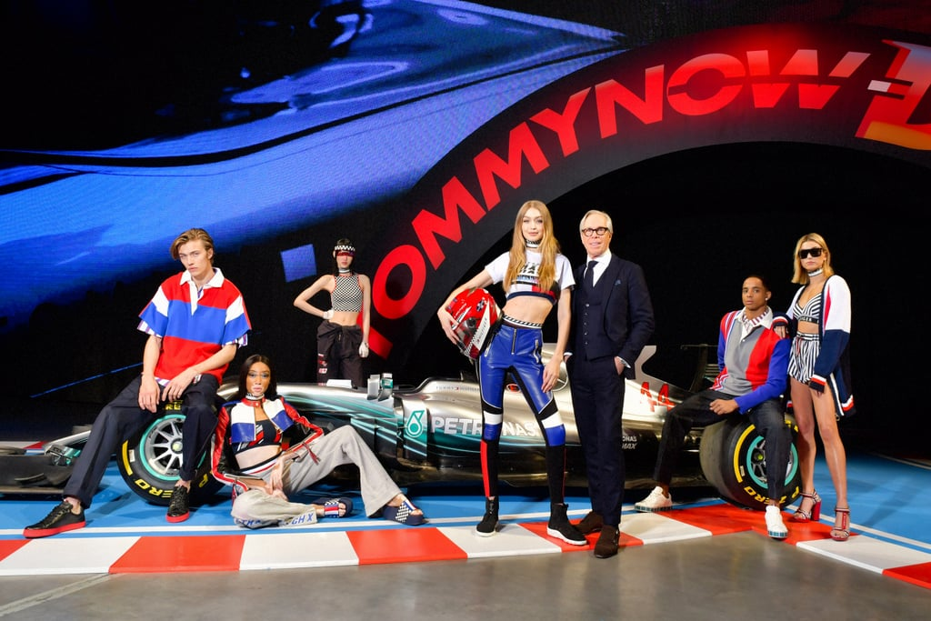 The TOMMYNOW Show in Milan, Spring 2018