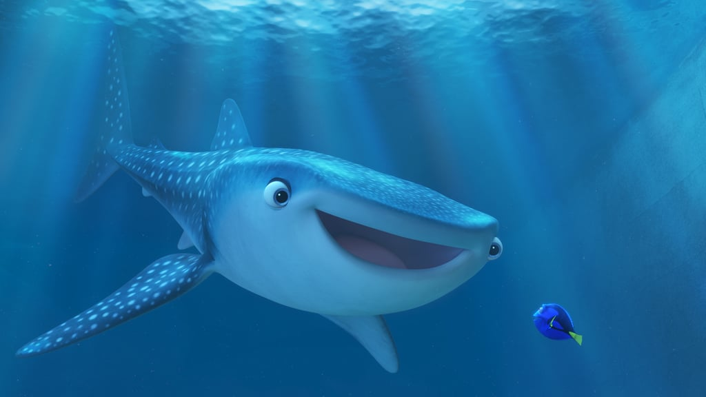 Finding Dory has been brewing in Stanton's mind for a long time.