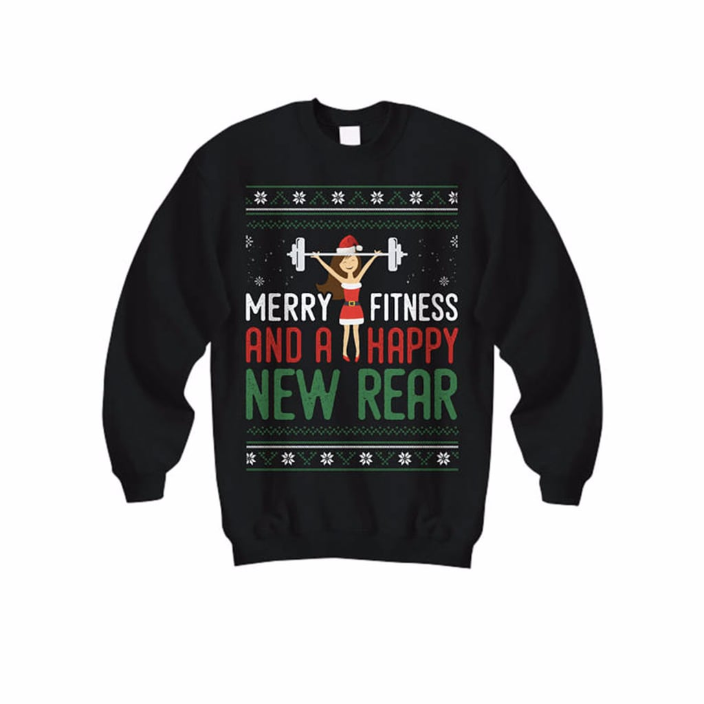 Merry Fitness Sweatshirt