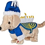 Dancing Hanukkah Puppy