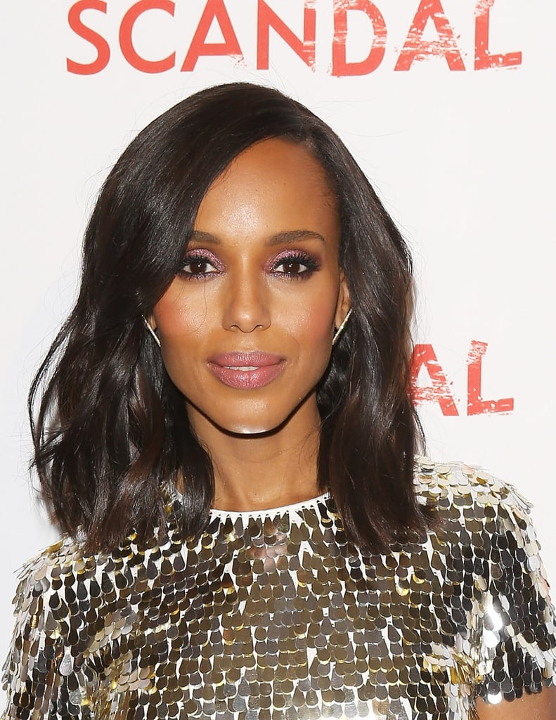 Kerry Washington Beauty Interview August 2018
