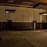The main courtroom still looked to have potential as the building's centerpiece.