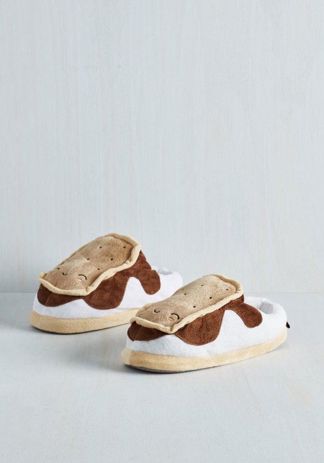 Gooey Feet