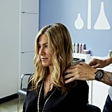 Jennifer Aniston was named Living Proof's new spokeswoman.