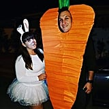 A Bunny and Carrot