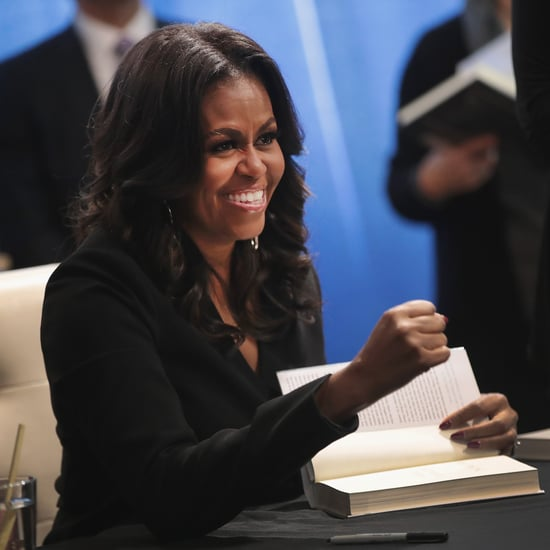 Michelle Obama Reacts to Becoming's Grammy Nomination