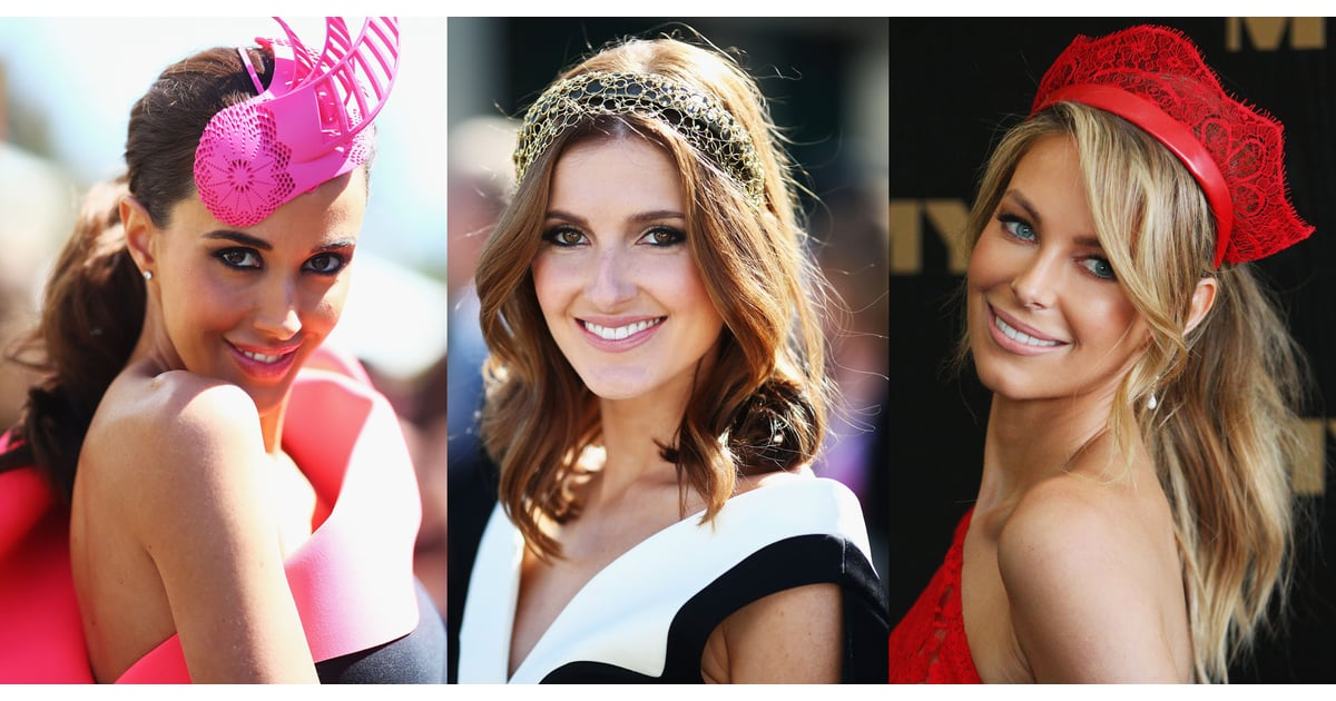 2013 Melbourne Cup Celebrity Beauty Looks Popsugar