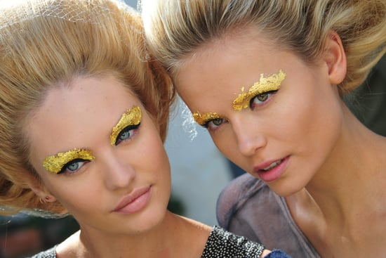 Best Beauty Looks from Spring 2012 Milan Fashion Week