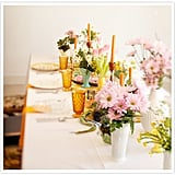 Bright Daisy Tablescape