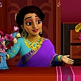 Who Voices Auntie Pushpa in Disney Junior's Mira, Royal Detective?