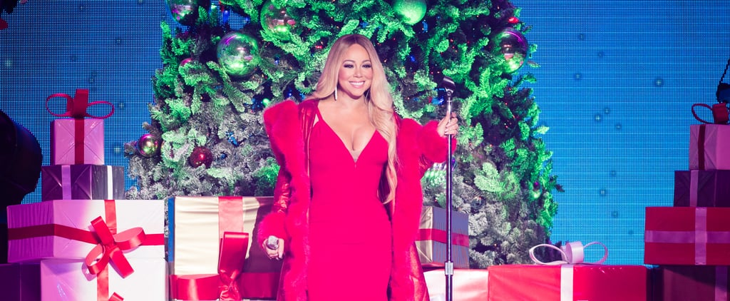 Mariah Carey Made Matching Family Holiday Pajamas on Amazon