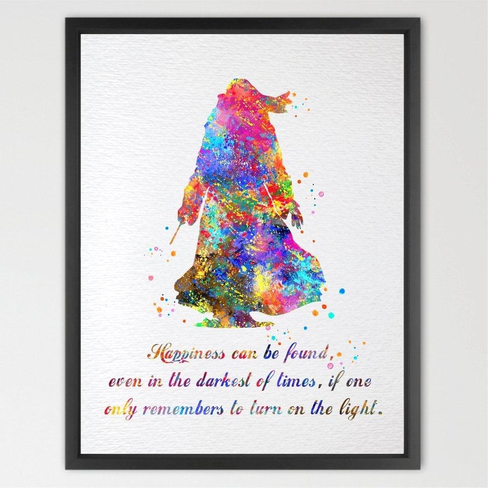 Dignovel Studios Dumbledore Poster