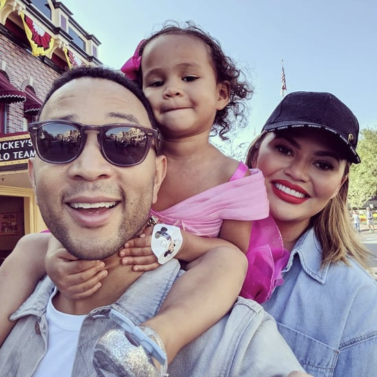 Chrissy Teigen and John Legend Celebrate Luna's 3rd Birthday