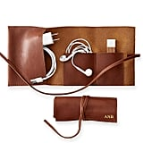 Leather Charger Roll-Up