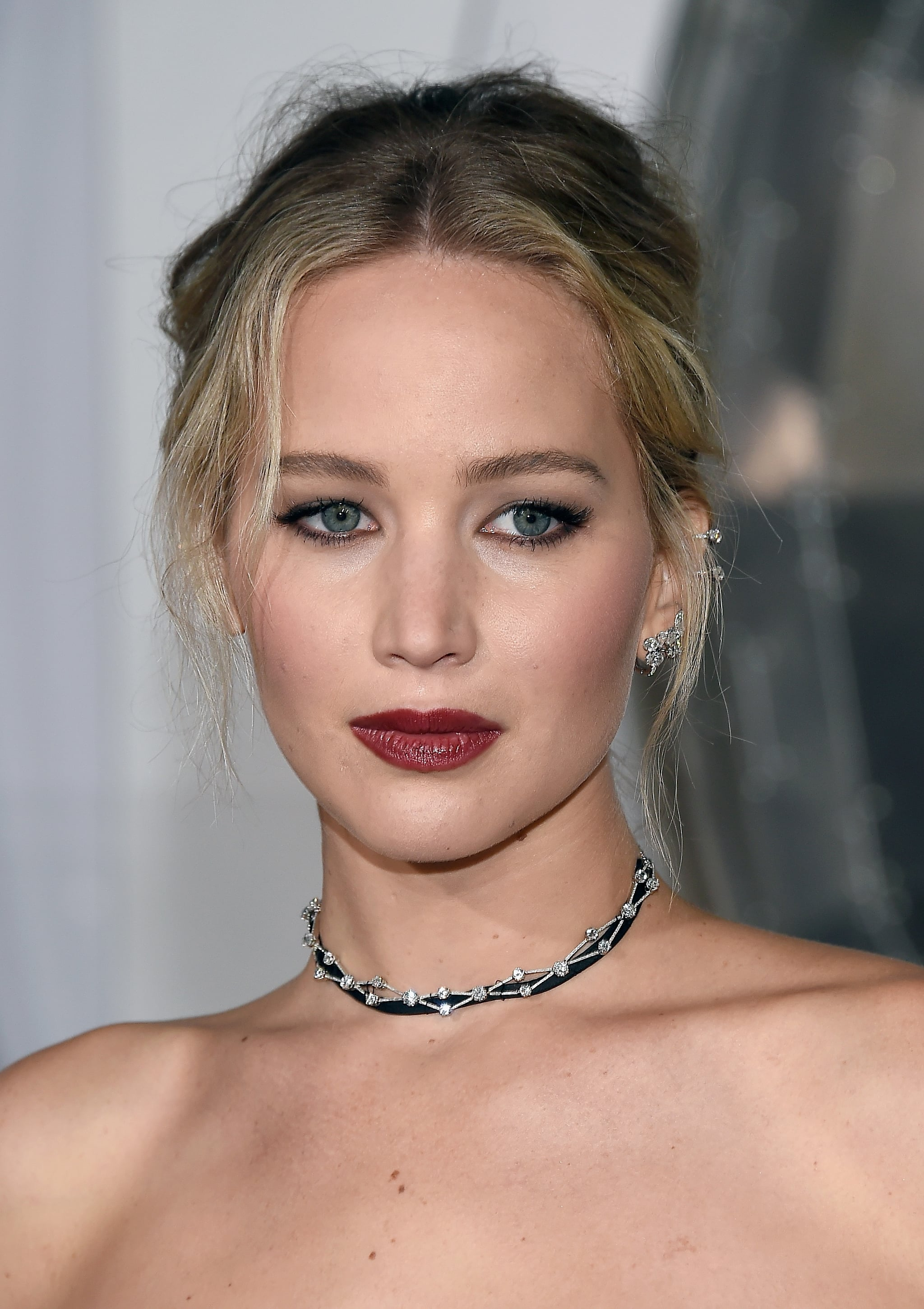 Jennifer Lawrence Gets A Facial After Sex - 2019 year